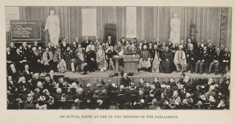 first parliament